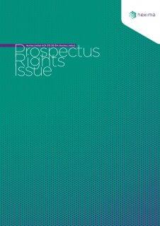 Hexima Prospectus Cover